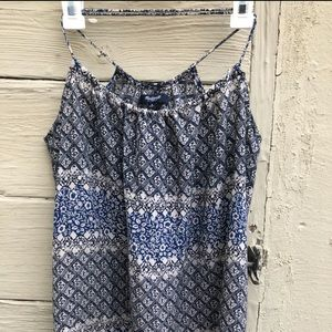 Madewell Blouse - Size Small